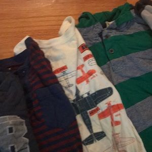 Other - Bundle Boys Size 8 Long sleeve t shirts